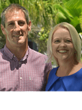 Belinda Street and Jason Edwards, RE/MAX Cairns -
