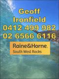Geoff Ironfield,