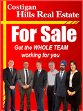 Costigan Hills Residential Sales,
