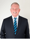 Malcolm Thomson, Harcourts Kingsberry  - Townsville