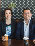 Adam and Danii Leatherbarrow, The Property Co. Nepean - PENRITH