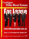Costigan Hills Rentals Team,