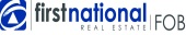 First National Real Estate FOB - Sale