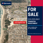 Unit 1, 20 Tangadee Road, Golden Bay, WA 6174