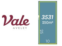 Lot 3531, Ladybower Vista, Aveley