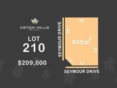 Lot 210, Seymour Drive (Aston Hills), Mount Barker