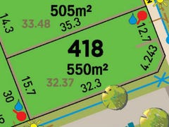Lot 418, St. James Drive, Baldivis