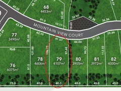 Lot 79, Mountain View Court, D'Aguilar