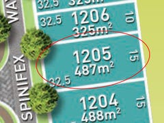 Lot 1205, Spinifex Way, Bohle Plains