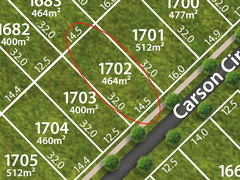 Lot 1702, Carson Circuit, Mango Hill