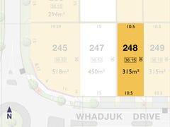 Lot 248, 198 Whadjuk Drive, Hammond Park