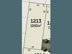 Lot 1213, Rio Way, Clyde North