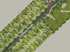 Lot 1722, Timbury Street, Mango Hill