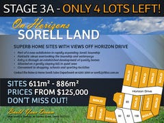Lot 82 On Horizons, Sorell, Tas 7172