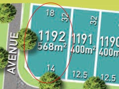Lot 1192, Beefwood Street, Bohle Plains