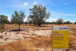 Longreach, address available on request
