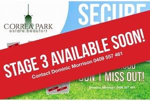 Correa Park, Beaufort, Vic 3373