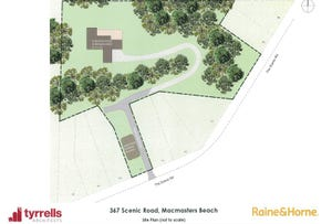 Lot 1, 367 The Scenic Road, Macmasters Beach, NSW 2251