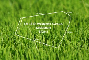 LOT 1210 Westgarth Avenue, Mickleham, Vic 3064