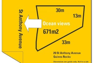20 St. Anthony Avenue, Quinns Rocks, WA 6030
