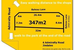 Lot 1419, 6 Admiralty Road, Jindalee, WA 6036
