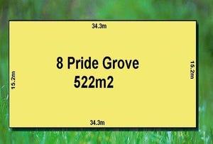 8 Pride Grove, Wyndham Vale, Vic 3024