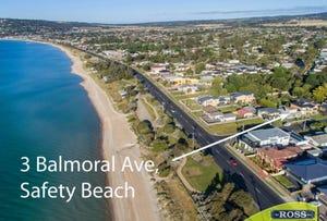 3 Balmoral Avenue, Safety Beach, Vic 3936
