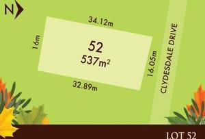 Lot 52 Clydesdale Drive, Ballarat, Vic 3350