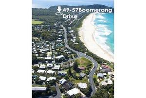 49-57 Boomerang Dr, Boomerang Beach, NSW 2428