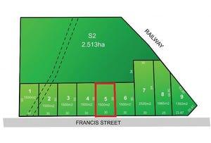 Lot 5 Francis Street, Portland, Vic 3305