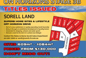 Lot 101 Horizon Drive, Sorell, Tas 7172