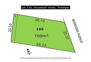Lot 155 Berenger Avenue, Trafalgar, Vic 3824