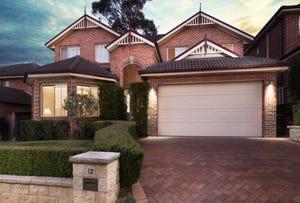 12 Casablanca Ave, Beaumont Hills, NSW 2155