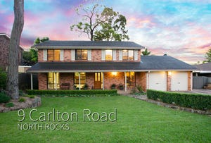 9 Carlton Road, North Rocks, NSW 2151