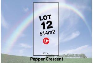 Lot 12 Pepper Crescent, Drouin, Vic 3818