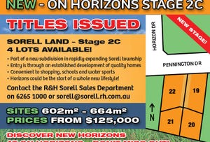 Lot 21 Pennington Drive, Sorell, Tas 7172