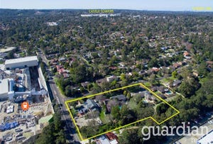 42 - 44 Ashford Avenue & 36 Carrington Road, Castle Hill, NSW 2154