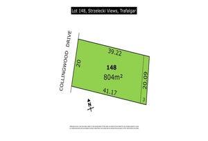 Lot 148 Collingwood Drive, Trafalgar, Vic 3824