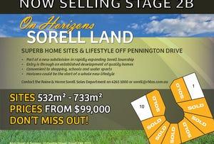 Stage 2B On Horizons, Sorell, Tas 7172