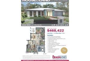 Lot 33 Irwin Road, Edenvale Estate, Cedar Grove, Qld 4285