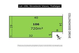 Lot 106 Collingwood Drive, Trafalgar, Vic 3824
