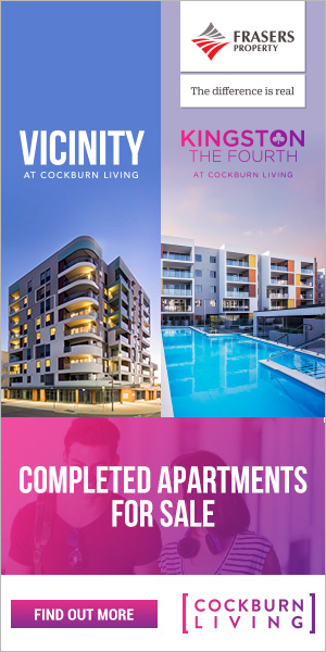 Complete apartments available, ready to move in now, Cockburn Central, WA 6164