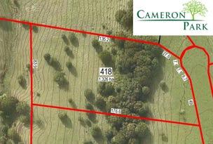 Lot 418 Cameron Park, McLeans Ridges, NSW 2480
