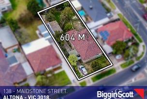 138 Maidstone Street, Altona, Vic 3018