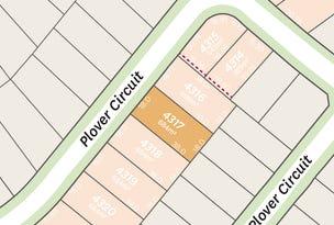 Lot 4317, 4317 Plover Circuit, Aberglasslyn, NSW 2320