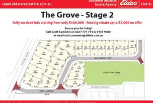 Lot 23 Whitworth Way, Capel, WA 6271