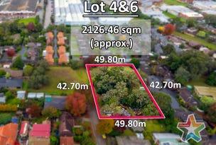 Lots , 4 & 6 Alan Street, Croydon, Vic 3136