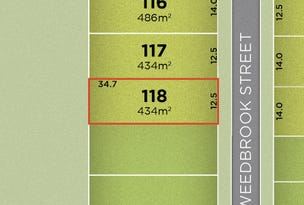 Lot 118, Weedbrook Street (Solander), Park Ridge, Qld 4125
