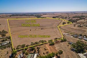 Lot 202 Barossa Valley Way, Sandy Creek, SA 5350