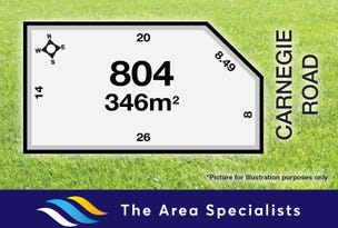 Lot 804 Carnegie Road, Point Cook, Vic 3030